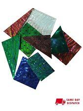 Dichroic Glass Scraps 60g