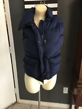 Jansport Goose Down Vest Medium Puffer 70s 80s Vintage Womens