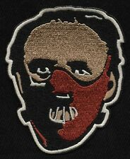 HANNIBAL LECTER Classic Horror Film Scary Monster Movie Collector Patch