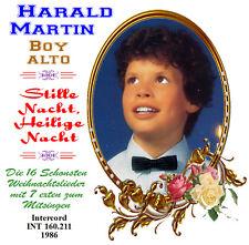 Harald Martin - Boy Soprano/Alto - Stille Nacht, Heilige Nacht