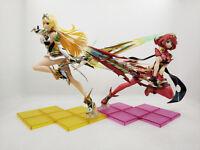 Xenoblade Chronicles 2 Mythra Hikari & Pyra Homura sword 1/7 PVC figure nobox
