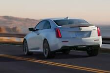 """PRE-PAINTED """"V-TYPE STYLE"""" REAR SPOILER FOR 2015-2018 CADILLAC ATS 2 DOOR COUPE"""
