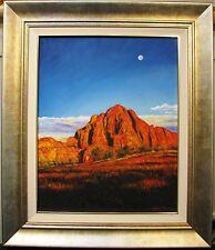 Craig Taylor original oil titled 'Evening the Bungle Bungle'. Australia