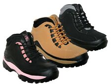 LADIES WORK BOOTS, LADIES STEEL TOE CAPS, SAFETY BOOTS, LADIES BOOTS SIZES 3-8