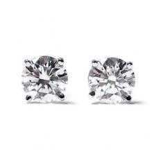 Paar 0,25 Karat G/SI1 Solitär Diamantohrstecker 585/14K Weißgold - Wert 890€