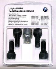 Genuine BMW WHEEL Stud Bolt Locks E70 E71 F10 F30 F22 F32 G11 F01 F25 F26 F12 M
