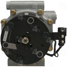 New A/C Aftermarket Compressor And Clutch 78549