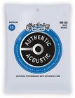 Martin Authentic Acoustic Bronze Medium Guitar Strings for sale