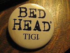 Bed Head TIGI Hair Wax Cream Products Logo Advertisement Pocket Lipstick Mirror