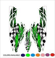 kawasaki 750 sxr sxi sx jet ski wrap graphics pwc stand up jetski decal kit a9