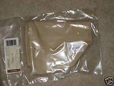 Longaberger Teaspoon Basket Liner Oatmeal Tan Fabric mint in bag never used!