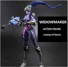 "New 7"" Overwatch OW Widowmaker Figure PVC Decoration Figurines Statue Toy Model"