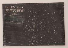 Haiiro no Ginka DIR EN GREY Fan Book Newsletter vol.57 FC Limited Rare Item