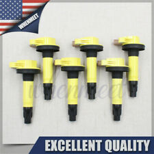 F150 Taurus 3.5L 6 pcs Ignition Coils for Ford Lincoln Ecoboost Explorer