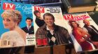 Lot Of 3 TV Guides July August 1992 Princess Diane Star Trek David Letterman