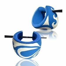 Runde Unisex Mode-Ohrschmuck mit Durchzieher-Verschluss