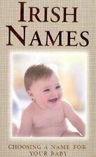 IRLANDAIS noms par Felicity Trotman ( relié, 2009)