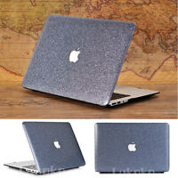 """Glitter Space Grey Bling Hard Case for MacBook Air Pro 11"""" 12"""" 13"""" 15"""" 2009-2020"""