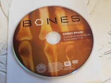 Bones Third Season 3 Disc 5 Replacement DVD Disc Only 65-22