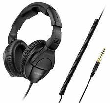 Sennheiser Circumaural Closed-Back Monitor Headphones - Black (HD280Pro)