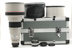 【N MINT+++】CANON FD 400mm f/2.8 L MF Lens From JAPAN
