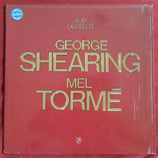 GEORGE SHEARING  MEL THORME LP ORIG US  TOP DRAWER