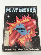 Play Meter Magazine June 1983 Pinball Video Games Arcade Savvy
