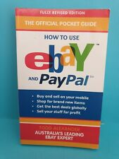 How to Use EBay & PayPal 🎁 Revised Edition Pocket Guide 🎁 FREE POST