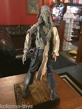 Prototype Test Shot Figure 2006 NECA Pirates of the Caribbean JACK SPARROW #X23