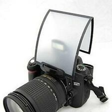 Universal Soft Screen Pop-up Flash Diffuser For Canon Nikon Pentax DSLR Camera