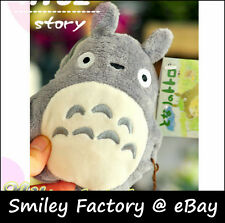 New Hot Cute Totoro Stuffed Plush Card Holder Coin Pouch Case Wallet Lovely Gift