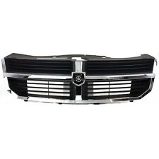 NEW 2008 2010 FRONT GRILLE FOR DODGE AVENGER CH1200325  YW351XXAB