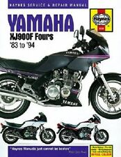 HAYNES SERVICE MANUAL YAMAHA XJ900F 1983 84 85 86 87 88 89 90 91 92 93 1994 XJ