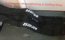 Bauer S14 Team Hockey Stick Travel Bag! Ice Roller Inline Sticks Airline Luggage
