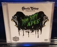 Gorilla Voltage - The Damn Dirty Apes CD SEALED twiztid horrorcore mne