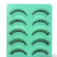 Beauty Cross Daily Makeup Handmade Eye Lashes Fake False Eyelashes
