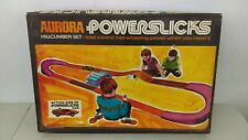 1970 Aurora Powerslicks Slot Car Hillclimber Race Set Sealed MIB Never Opened