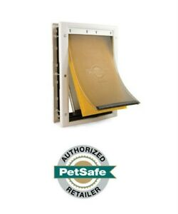 PetSafe Extreme Weather Pet Door White Small PPA00-10984