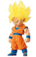 BANDAI DRAGON BALL Z Super ADVERGE 1 Mini Figure SS SON GOKU NEW F/S Japan