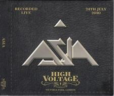 ASIA – HIGH VOLTAGE 2010 RECORDED LIVE LIMTED 2CDs (NEW/SEALED)