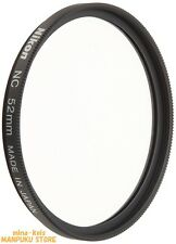 Nikon NC-52 Neutral Color Filter 52mm Protector Reflection Reducing F/S tracking