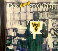 IT'S A DEEP SOUL THING - Volume #9 - 21 VA Tracks