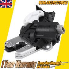 Trunk Tailgate Boot Lock Latch Catch Mechanism For AUDI A4 A5 A6 A8 4F5827505D U