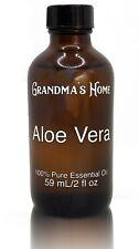 Aloe Vera Oil - 100% Pure and Natural - Organic - Free Shipping - US Seller!
