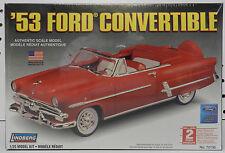 1953 53 FORD CONVERTIBLE NOS F/S SEALED LINDBERG MODEL KIT