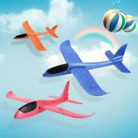 Hand Throw Airplane Kids Toys Flying Glider Planes Outdoor Launch Game Toy 48CM