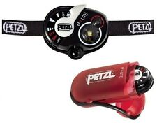 Petzl e+LITE 2 Emergency ATEX Compact Head Torch Wrist Waterproof Ultra-light