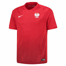 RPOL16: Nike Pologne Maillot Extérieur 2016-20177