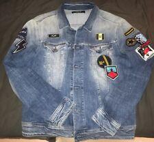 Replay Denim Jacket (Saint Laurent)