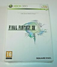 Final Fantasy XIII Edición Coleccionista XBOX 360 (PAL España precintado)
